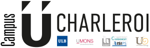 Campus UCharleroi Logo